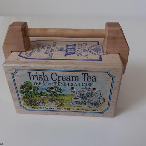 Granny's Tea Box #5 (Lil' Lunchbox)