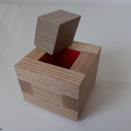 One Block Box Puzzle