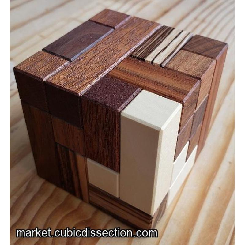 Disjointed Cube (Accordian)