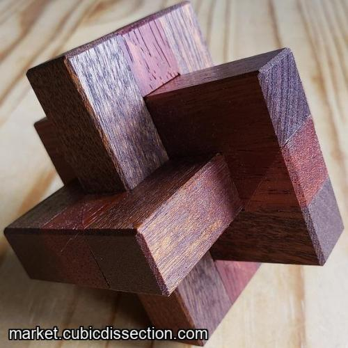 Kaon Interlocking Puzzle