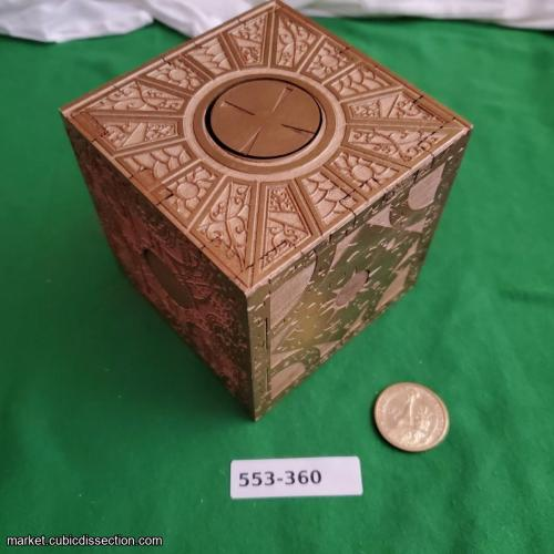 Hellraiser The Box [553-360]