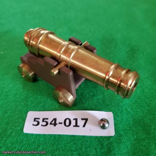 Brass Cannon [554-017]