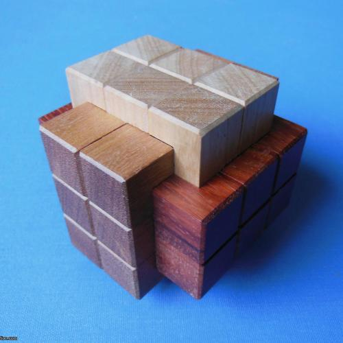 Toban  puzzle by Alfons Eyckmans