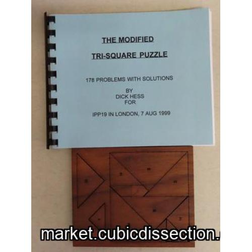 The modified Tri-Square Puzzle