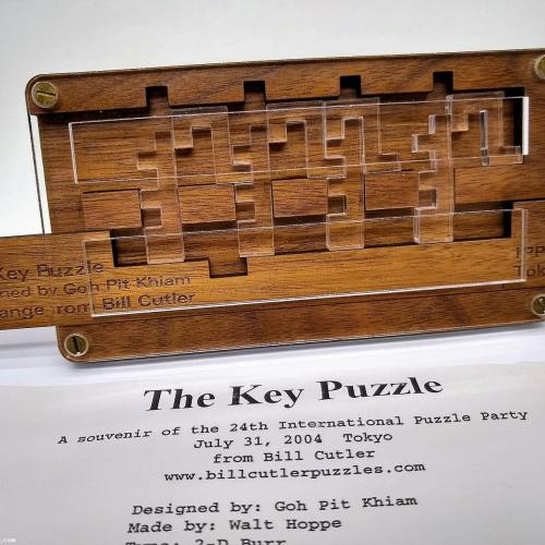The Key Puzzle