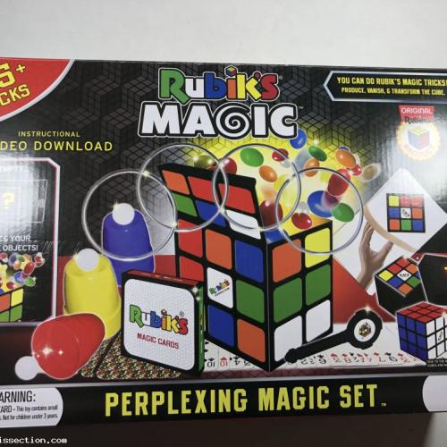 Rubik's Magic Set 135 Tricks