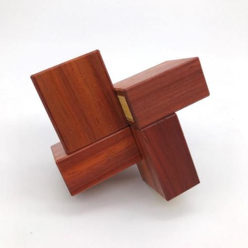 Oskar's Matchboxes Padauk/ Yellowheart by Oskar van Deventer (2)