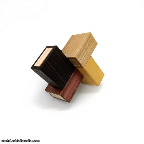 Oskar's Matchboxes Mixed Woods by Oskar van Deventer (RPP)
