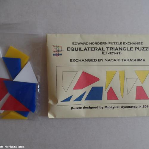 Equilateral Triangle Puzzle