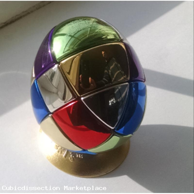 Meffert's Metallised 6 Color Egg
