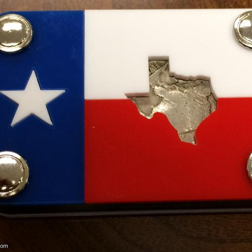 Texas Coin Puzzle by MINE-- FUNDRAISER