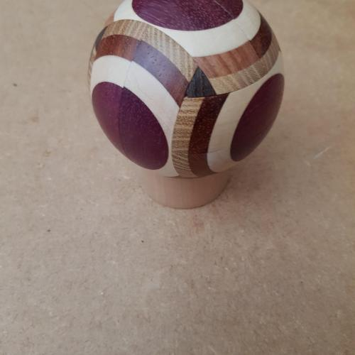 Trirods Ball with stand