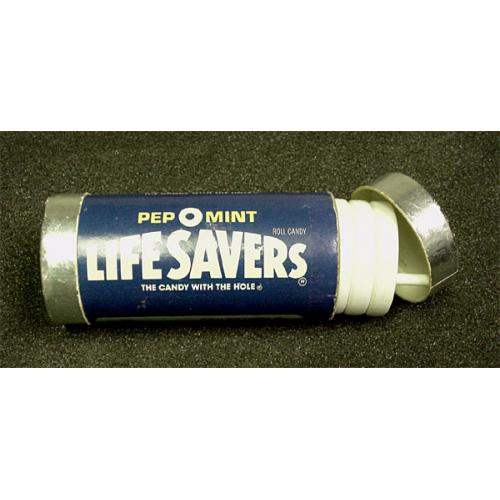 Pep O Mint LIFESAVERS Puzzle by Synergistics