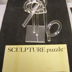 Sculpture Puzzle...Museum Award Collection.
