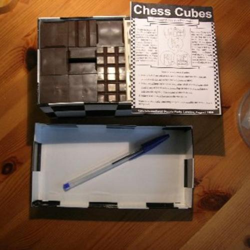 Chess Cubes