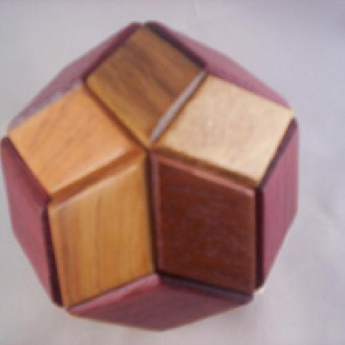 Ze CHINNYHEDRON #2 Variation