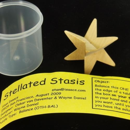 Stellated Stasis