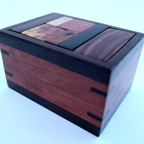 Exotic Hardwood Melting Block