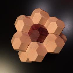 Dodecahedron Blossom