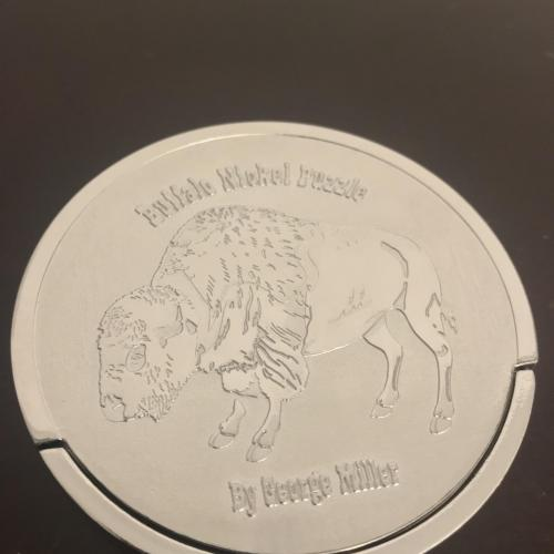 Oskar's Buffalo Nickel