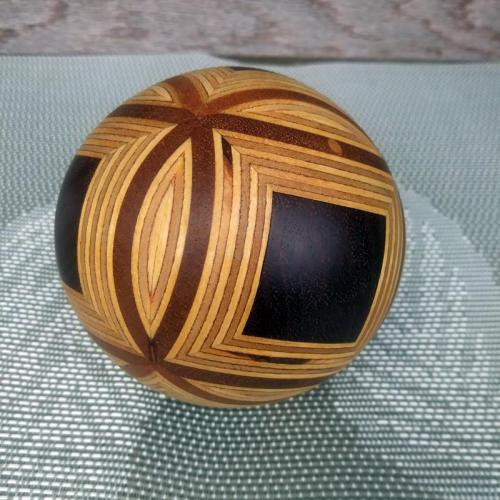 Unique Puzzle Ball!